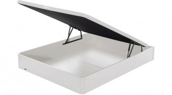 canape abatible madera 19 blanco flex