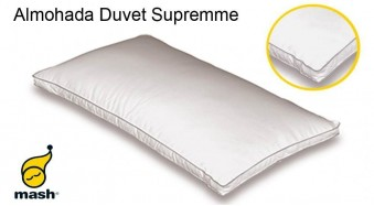 almohada duvet supremme mash