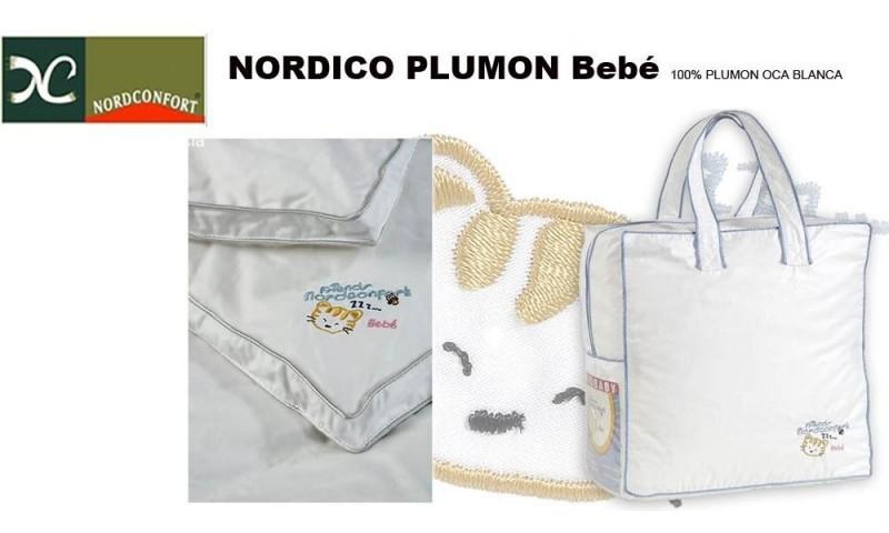 nórdico bebe nordbaby plumón