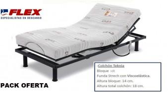 pack teknia articulado flex