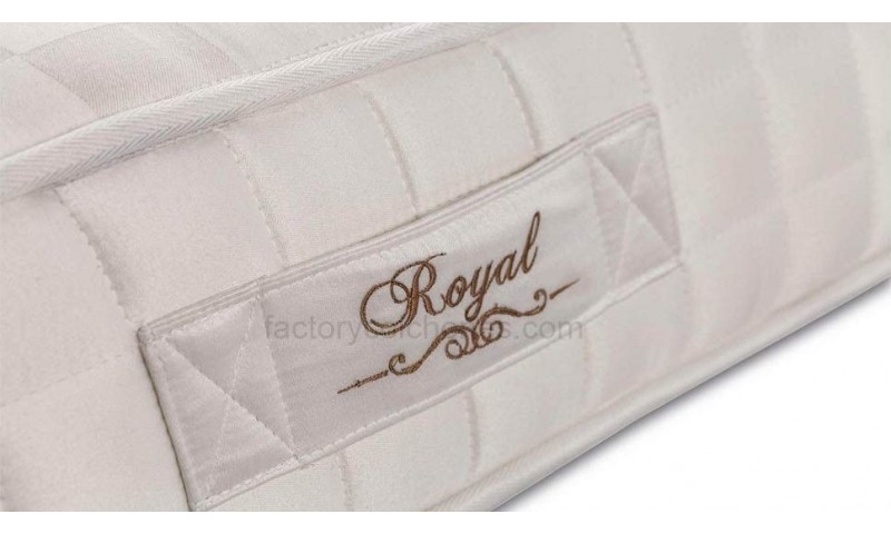 Colchones De Latex Natural Dunlopillo.Colchon Royal Dunlopillo