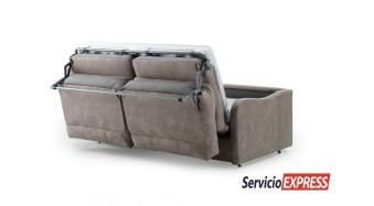 sofa cama mini abierto