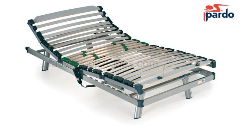 cama articulada ergos basic pardo