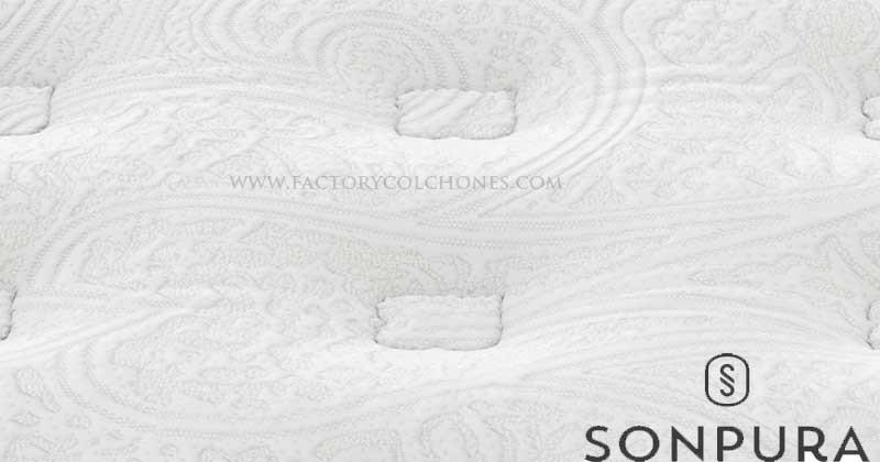 detalle de la tela Gaudi 25 sonpura