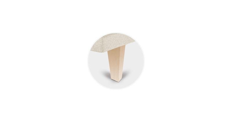 patas piramidal abedul